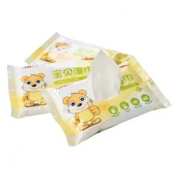 Baby Hand and Mouth Wipe, Alcohol Free, pH=7