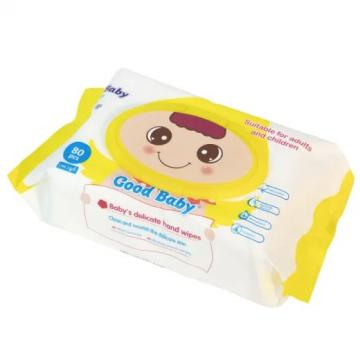 Antibacterial Disinfectant Alcohol-Free Hand Face 40PCS Barrel Household Cleaning Wipes