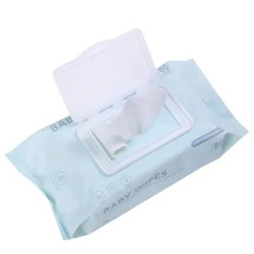 Medical Protective Customized Disinfectant Sanitizer Hand Tissue Alcohol-Free Antibacterial Wet Wipe