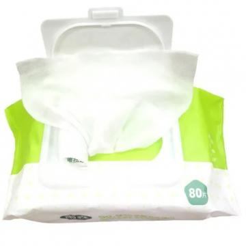 Non-Woven Alcohol Free Skincare Baby Wipes