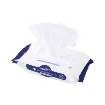 Sterile 2 Ply Polyester Knitted Cleanroom Wipes